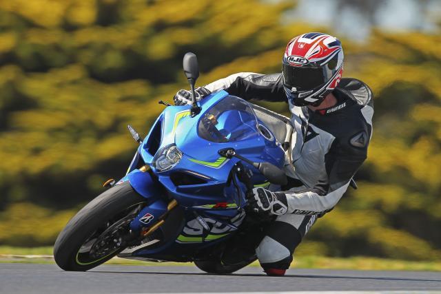 First ride: Suzuki GSX-R1000R review