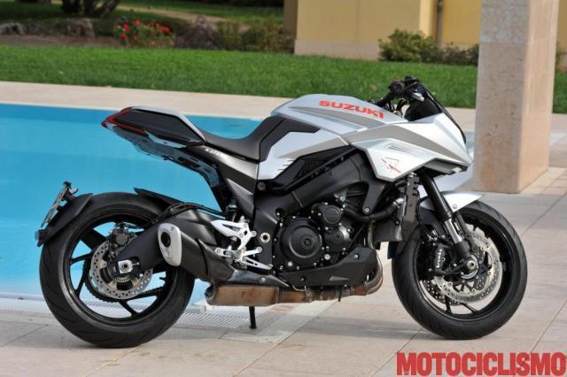 Suzuki Katana concept | Visordown