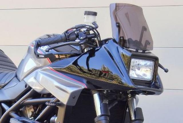 Suzuki Katana SV650