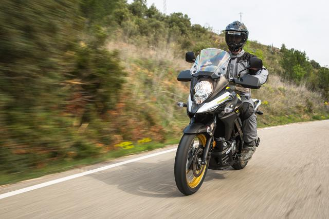 First ride: 2017 Suzuki V-Strom 650 XT review