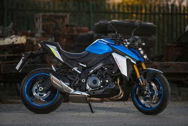2021 Suzuki GSX-S1000 information
