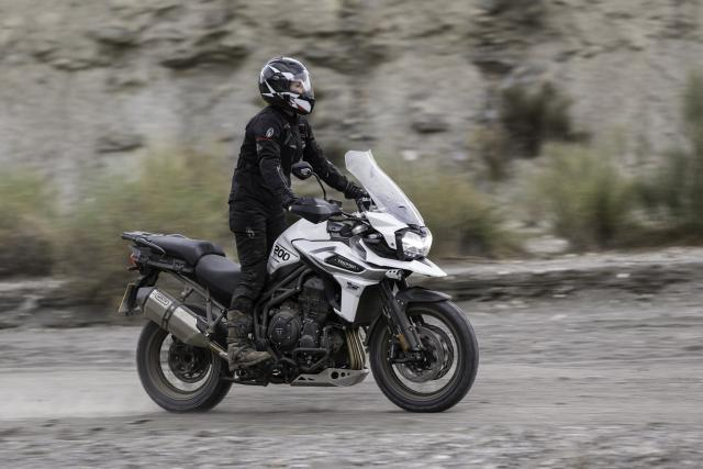 First ride: Triumph Tiger 1200 review
