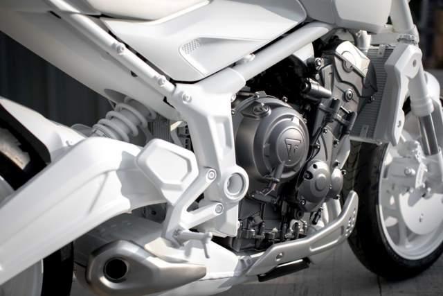 Triumph Trident prototype 2