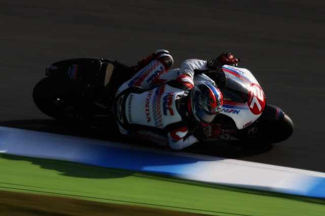 Takumi Takahashi Honda Racing UK