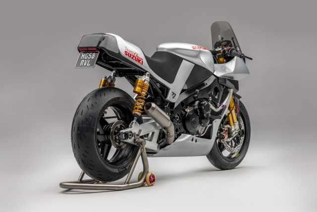 Team Classic Suzuki Katana build
