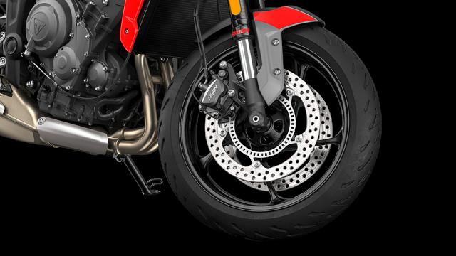 Triumph Trident Front Wheel