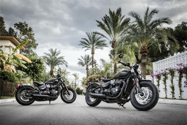First ride: Triumph Bobber Black review - page 2