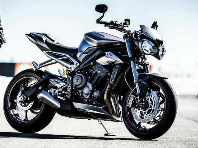 First ride: Triumph 765 Street Triple RS review
