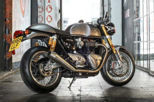Win a year of free insurance with Triumph!