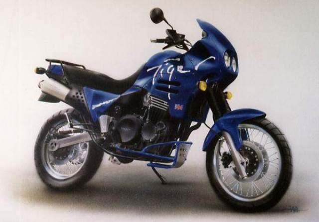 Triumph Tiger 900 1993