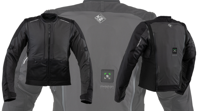 Tucano Urbano AIRSCUD airbag jacket
