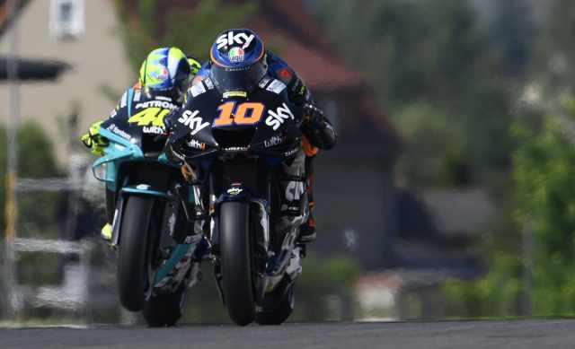 Valentino Rossi, Luca Marini - VR46 Ducati, Petronas SRT Yamaha.jpg