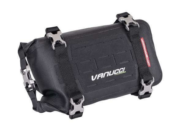 Vanucci Auxil Bag