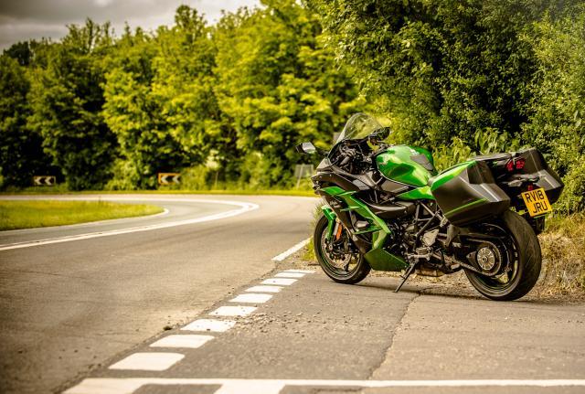 2018 Kawasaki H2 SX SE