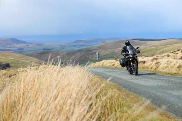 Welsh mountain riding sports tourer