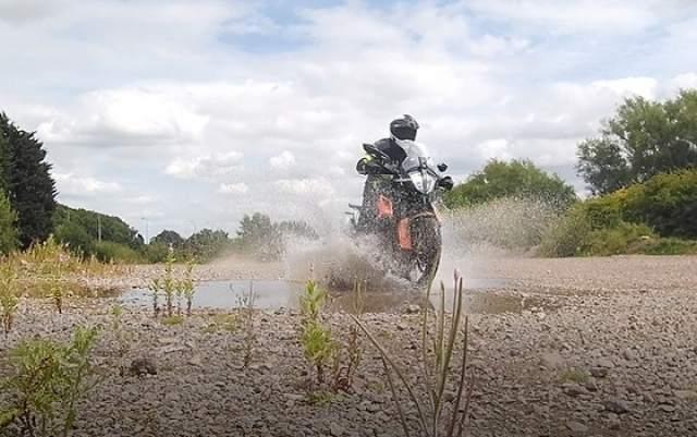 KTM 790 Adventure first impression review
