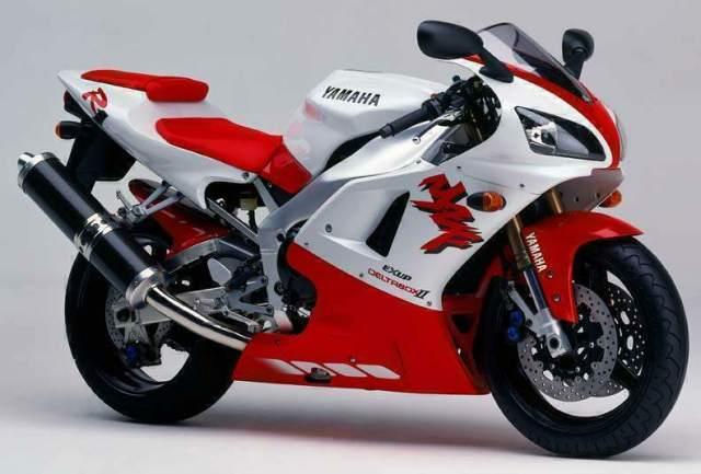 1998 - Yamaha R1