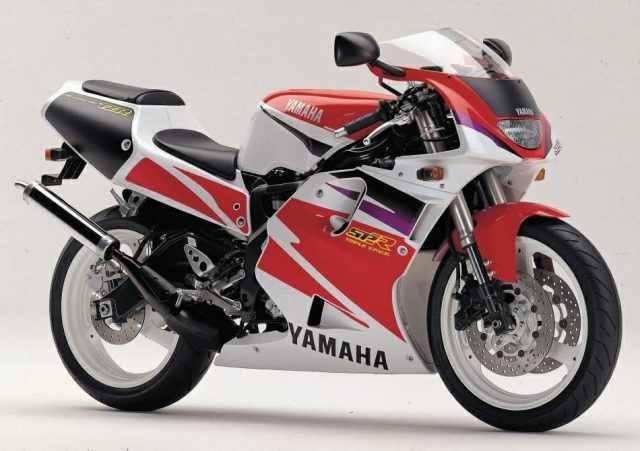 Yamaha TZR250R