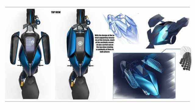 Yamaha Double Y top