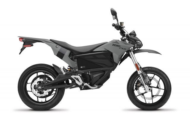 Zero tease new electric motorcycle model – the FXE