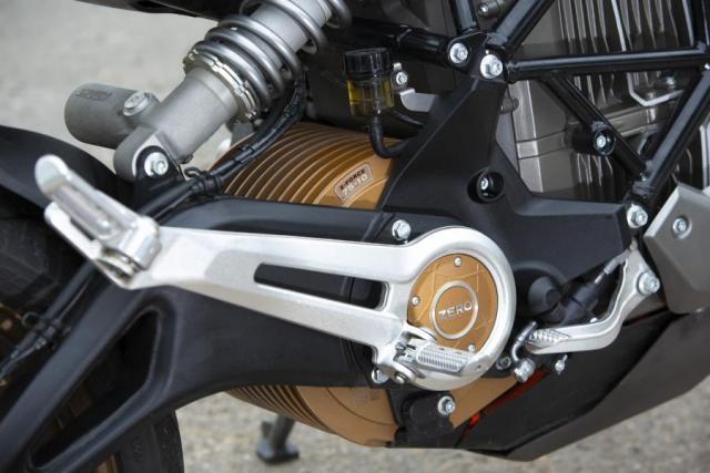 Zero SR/F motor
