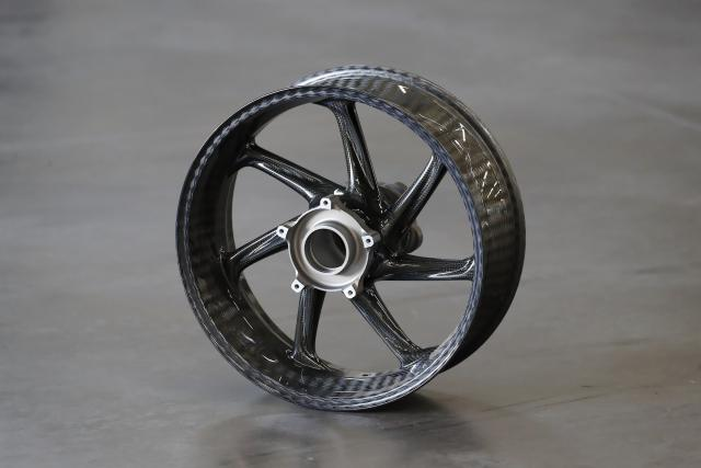 Carbon BMW wheels