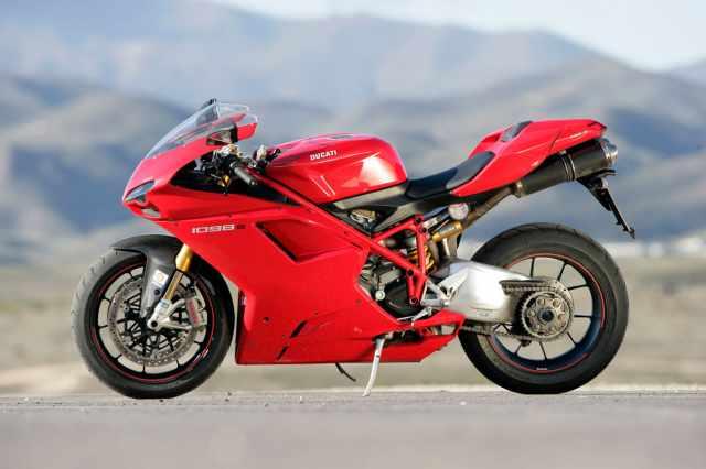 Road Test Ducati 999s Vs 1098s Visordown