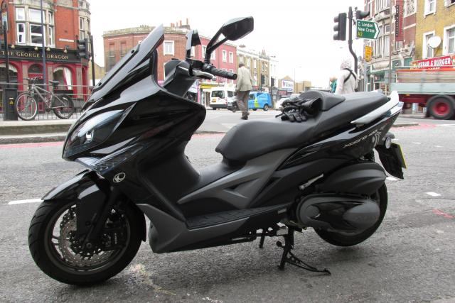 First Ride: Kymco Xciting 400i Review