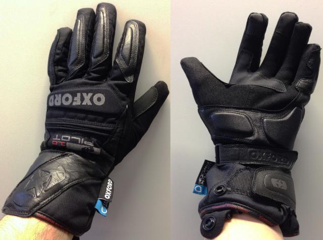 Tested: Sub-£120 waterproof motorcycle gloves | Visordown