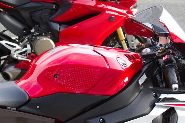 Eazi-Grip Ducati V4 Panigale 2018 in Clear Pro