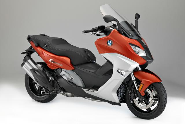 Updates For Bmw C 650 Sport And C 650 Gt Visordown