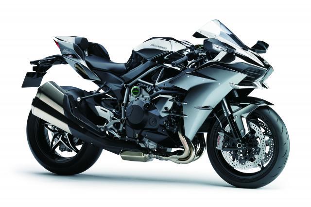 Kawasaki Ninja H2 Gets Slipper Assist Clutch For 2016
