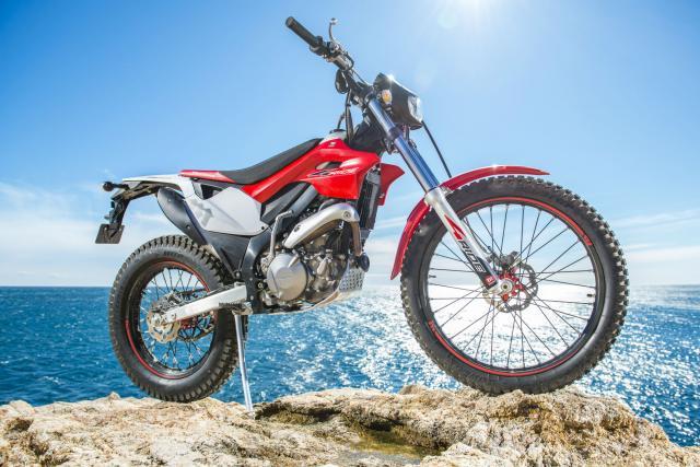 First Ride Montesa 4ride Review Visordown