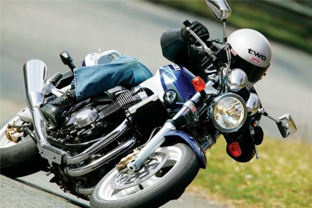Used Test: Suzuki GSX1400   Visordown