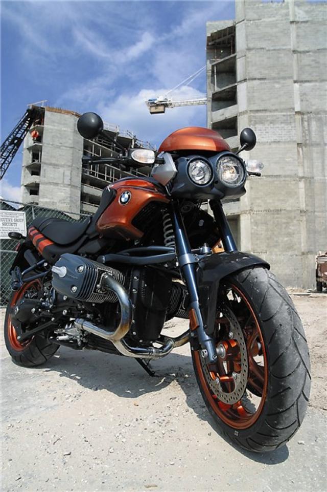 Cool First Ride Bmw R1150 Rockster Review Visordown Machost Co Dining Chair Design Ideas Machostcouk