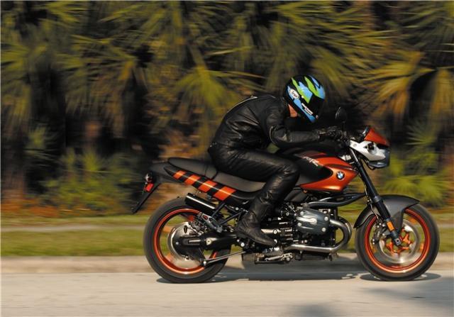 Fabulous First Ride Bmw R1150 Rockster Review Visordown Machost Co Dining Chair Design Ideas Machostcouk