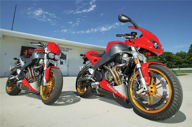 First Ride: Buell XB12R and XB12S review | Visordown