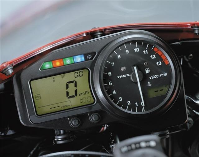 Niall's Spin: 2000 Honda Fireblade CBR900RR   Visordown