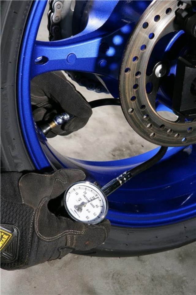 Motorcycle Suspension Tuning Setup | Visordown
