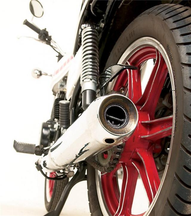 Bike Icon: Yamaha RD400 | Visordown