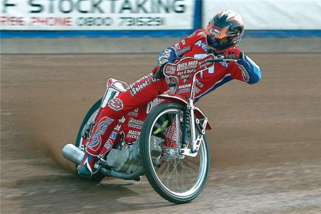 How to control a speedway bike by Mark Loram | Visordown