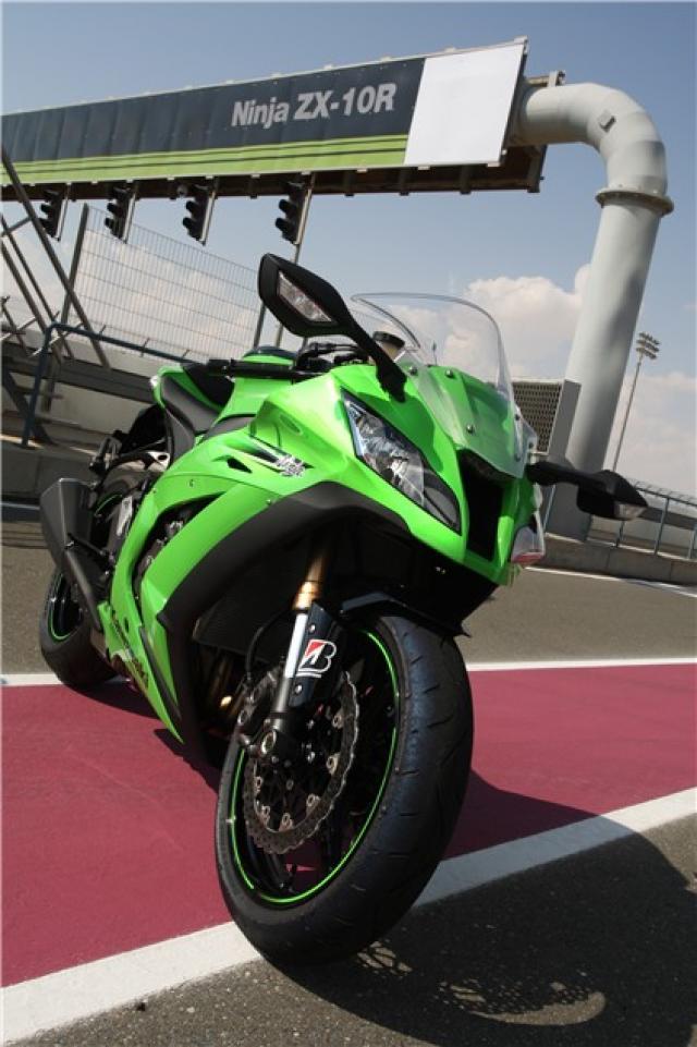 First Ride 2011 Kawasaki Zx 10r Visordown