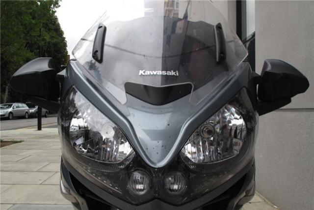 Living with a 2009 Kawasaki GTR1400 | Visordown