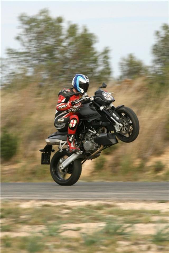 First Ride 2007 Ktm 990 Super Duke Visordown
