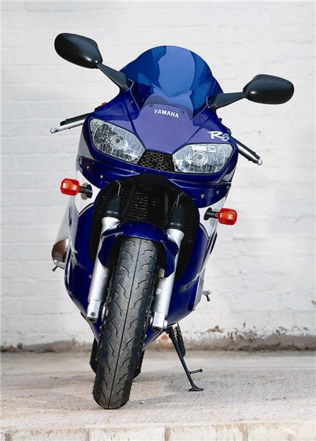 Used Review: Yamaha YZF-R6 | Visordown
