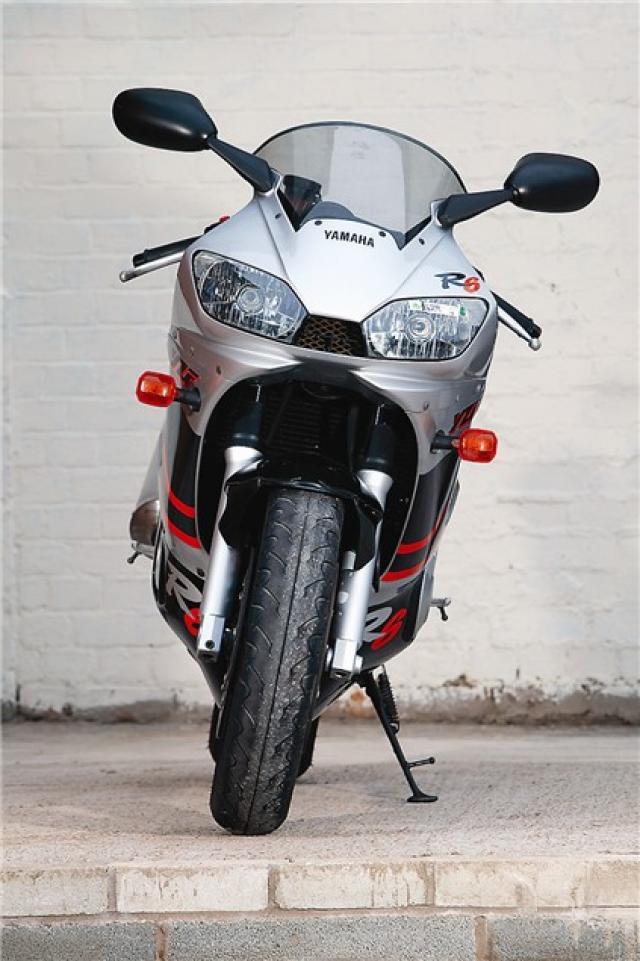 Used Review: Yamaha YZF-R6 | Visordown
