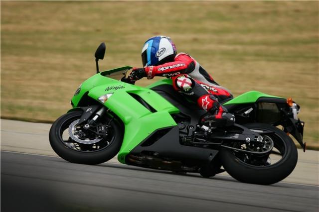 First Ride: 2007 Kawasaki ZX-6R | Visordown