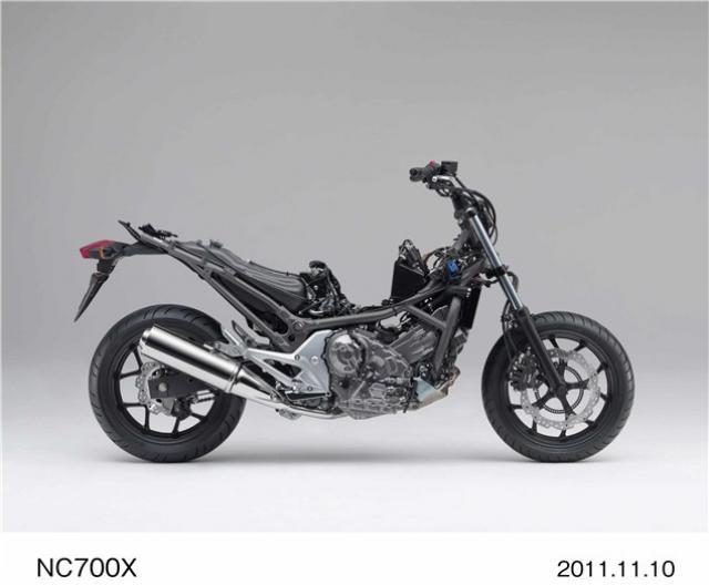 First Ride: Honda NC700X review | Visordown