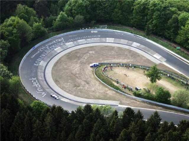 Motorcyclists involved in fatal Nürburgring pile-up