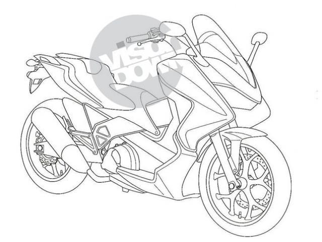 Rucus Honda 50cc Moped